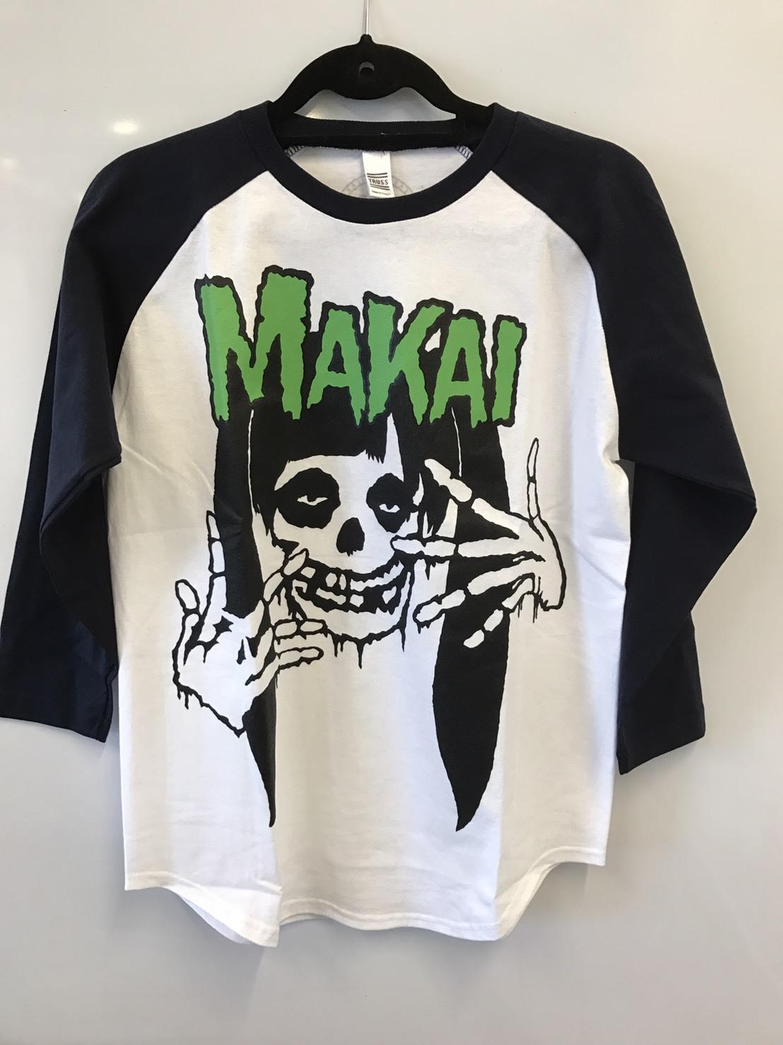 MAKAIラグランTシャツ
