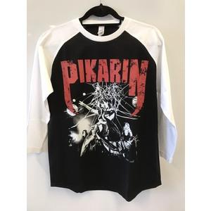 PIKARINラグランTシャツ