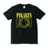 PIKARIN スマイリーフェイスTシャツ